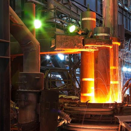 Automação do Forno de Redução Ferro-Nióbio – Área Metalúrgica